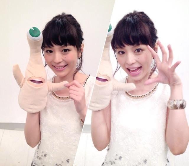 Anime Title: Kiseijuu: Sei no Kakuritsu  Migi's Japanese voice actress or seiyuu, Miss Aya Hirano