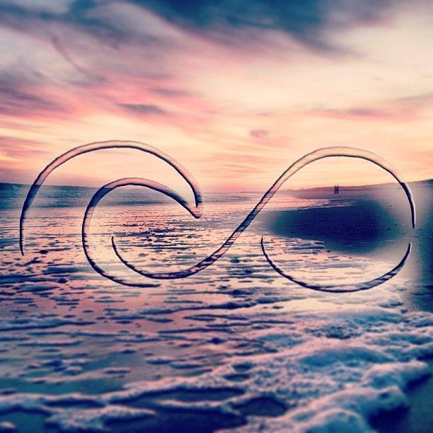 infinity beach lover tattoo - Google Search
