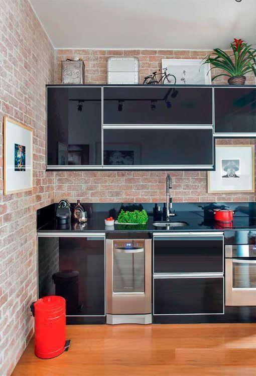 Apartamento de 45 metros: la cocina