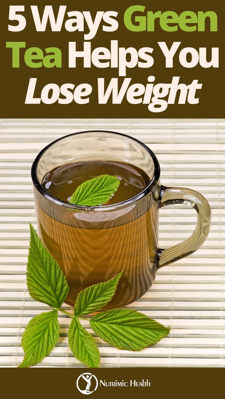 5 ways green tea helps you lose weight | healthy lifestyle