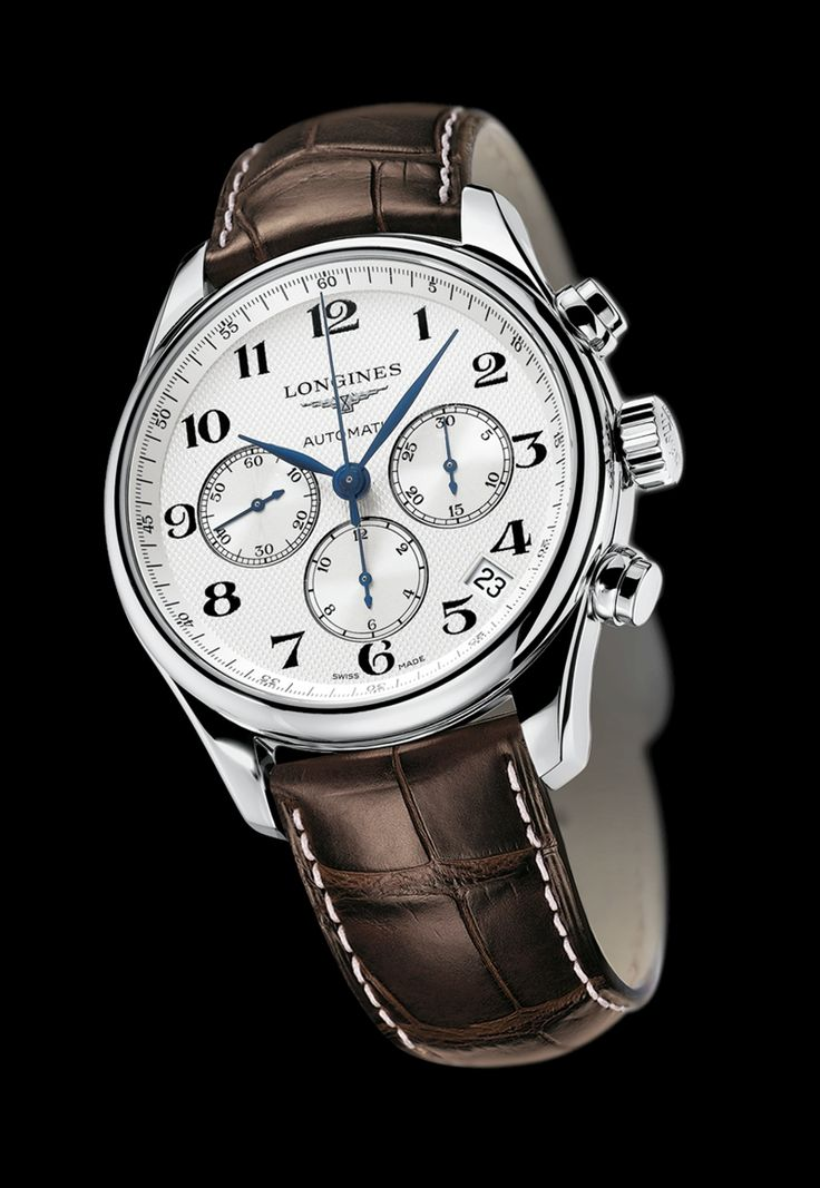 LONGINES The Longines Master Collection www.ChronoSales.com for all your luxury watch needs, sign up for our free newsletter, the new way to buy and sell luxury watches on the internet. #ChronoSales