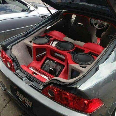 F Car Sound
