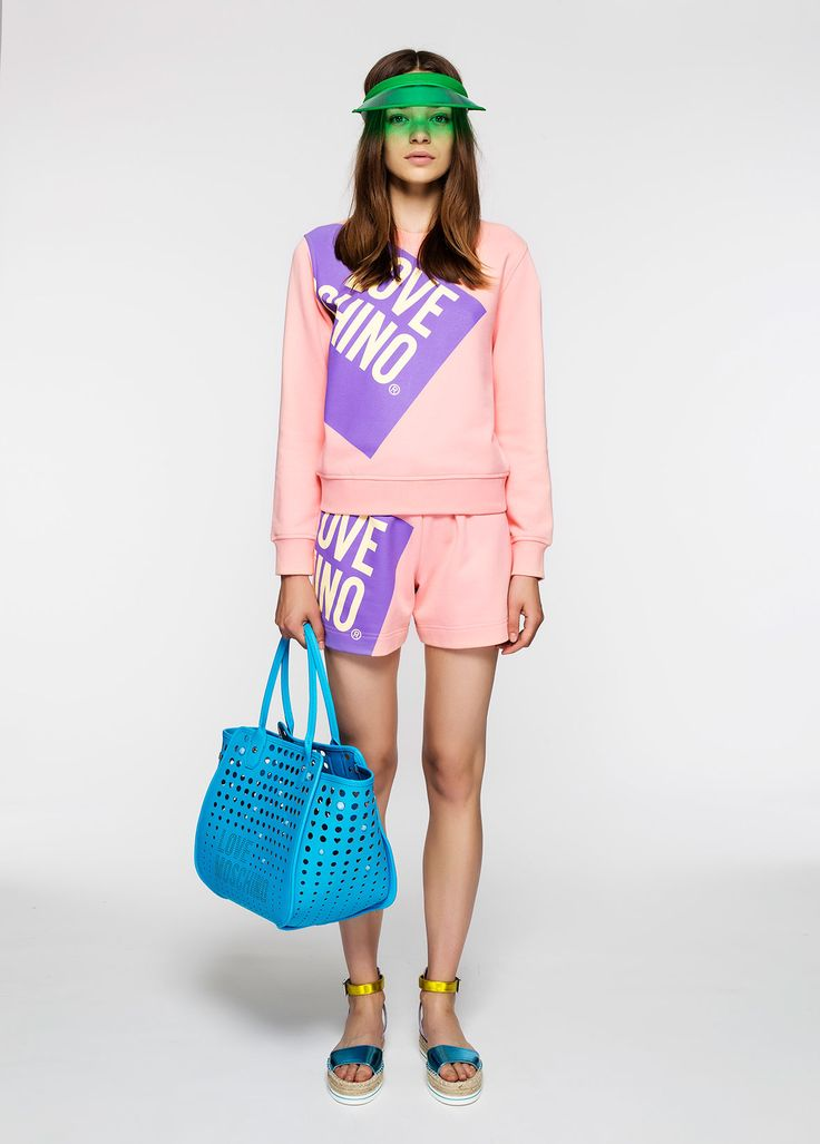 Love Moschino Spring/Summer 2016 – see more on www.moschino.com