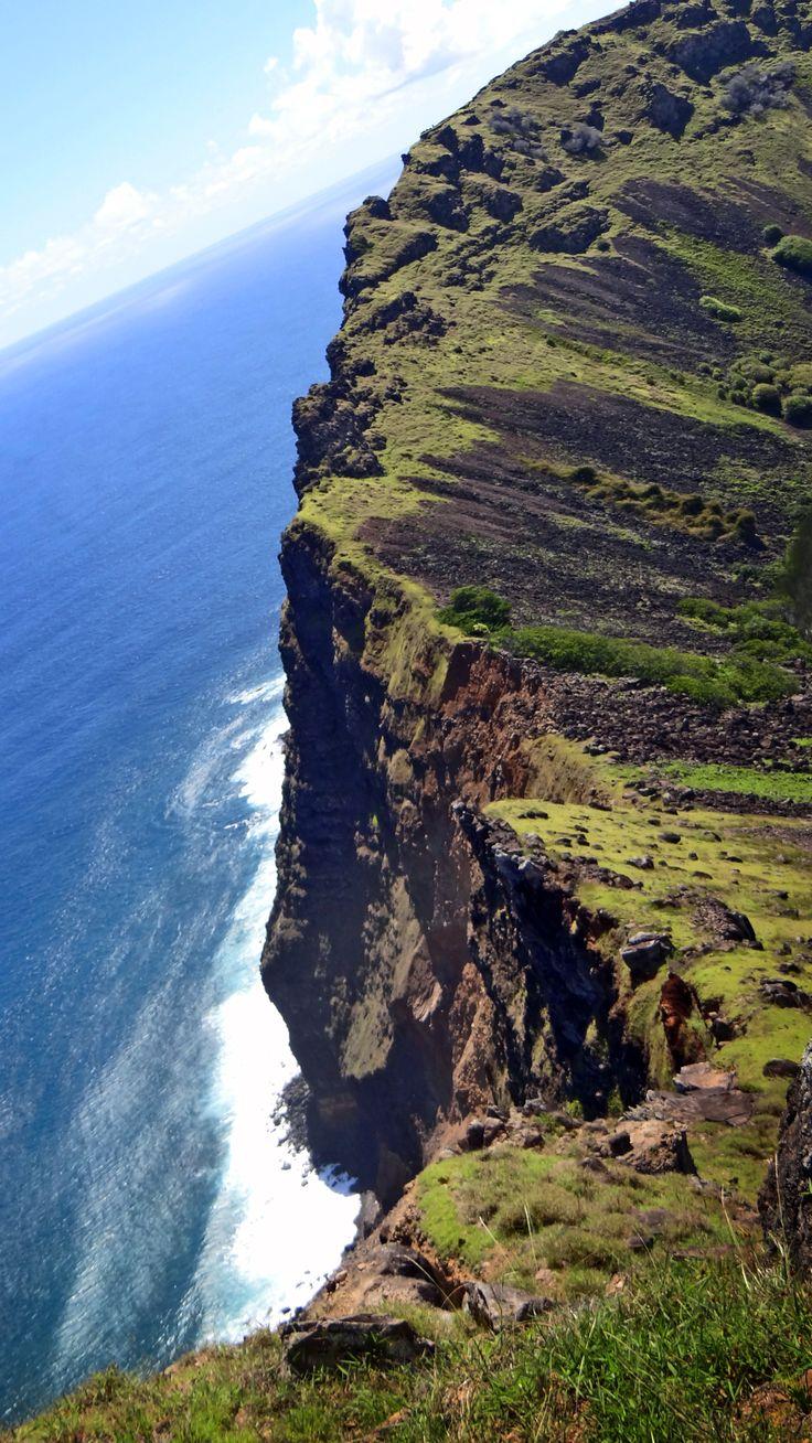 Rano Kau - Rapa Nui - Easter Island