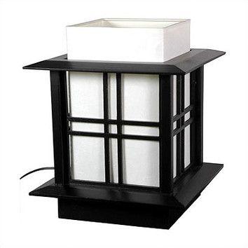 Oriental Furniture Akida Table Lamp