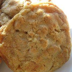 My Grandmother's Potato Chip Cookies - Allrecipes.com {no egg cookie}