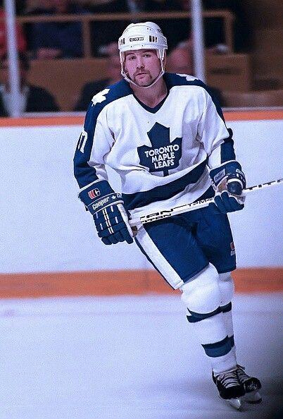 Wendel Clark | Toronto Maple Leafs | NHL | Hockey