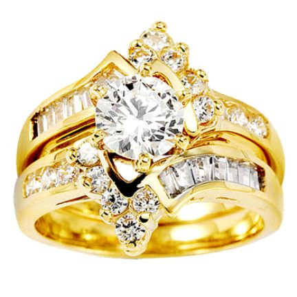 Cool Gold Wedding Rings for Women