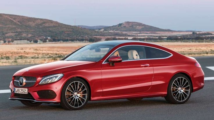 ( See 24 images of the 2016 Mercedes C-Class)The new C-Class Coupe has been designed to provide a sportier alternative to the C-Class Sedan