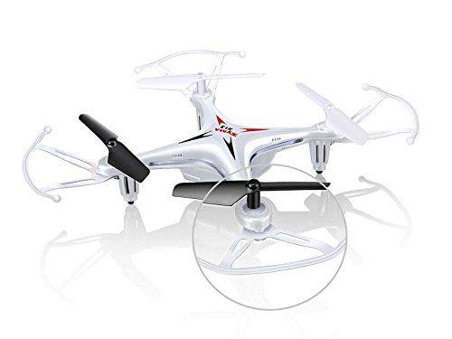 Quad-helicóptero Syma X13 2,4 G 4-canales con giroscopio - http://www.midronepro.com/producto/quad-helicoptero-syma-x13-24-g-4-canales-con-giroscopio/