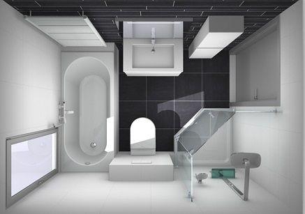 indeling kleine badkamers - Google zoeken