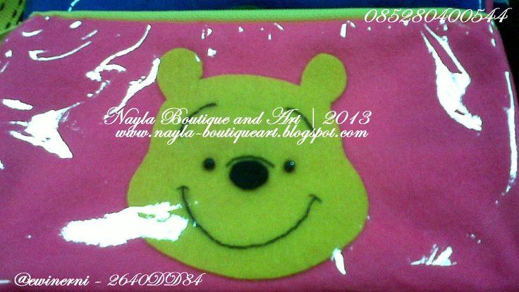 Pooh, smileee!!!