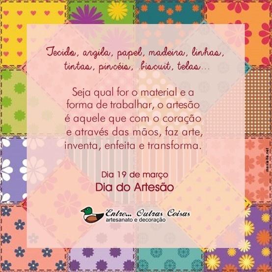 Artesanato De Olinda Pernambuco ~ Dia do Artes u00e3o Entre Outras Coisas Artesanato Portfólio Artes Pinterest Mensagem e