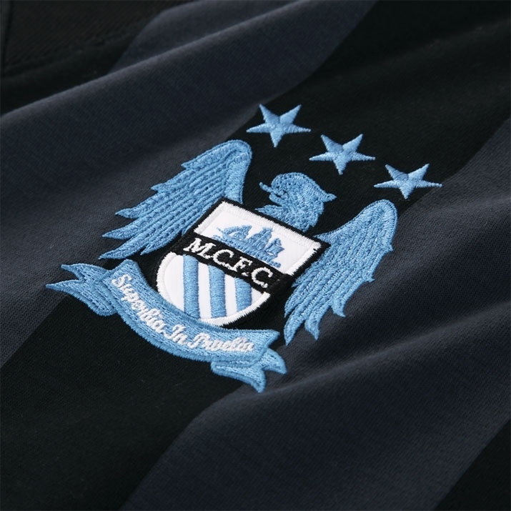 Manchester City 2012 European Away Shirt wearing this right now!