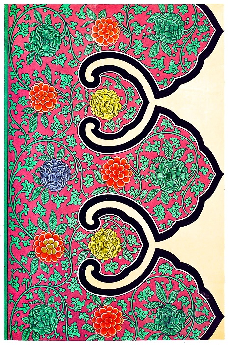 From Examples of Chinese ornament, by Owen Jones, London, 1867.