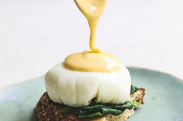 Step-by-step: perfect hollandaise sauce - Jamie Oliver | Features