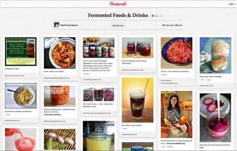 List Of Fermented Foods Amp