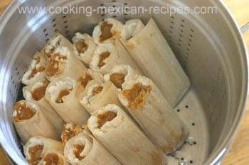 Homemade Tamales Recipe - Hot tamales you can make at home.