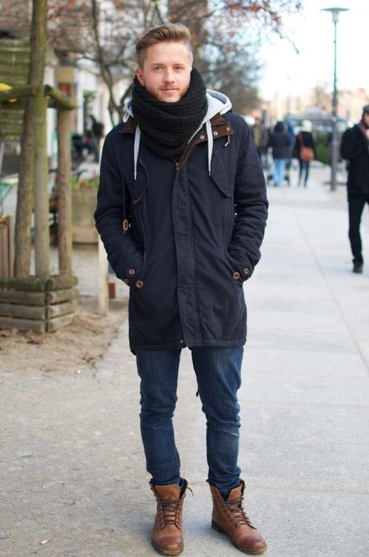 Mens Winter Fashion  Street Style