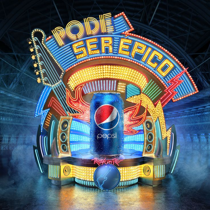 Advertising to Rock in Rio by PepsiAgency: AlmapBBDO.Client: Pepsi.