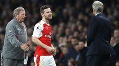 Latest world news: Shkodran Mustafi: Arsenal defender out for three w...