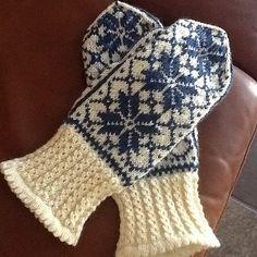 Seven Lovely Mitten Patterns To Knit Crochet Mittens Make Such