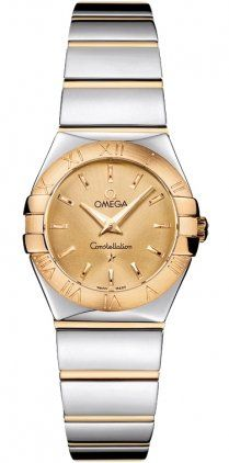 Omega Constellation Ladies Mini Watch 12320246008002 -- Want to know more, click...