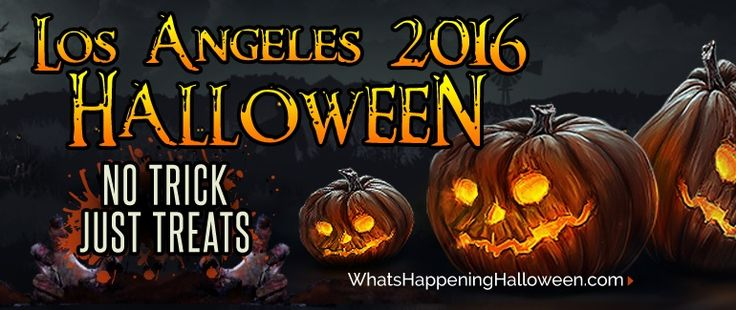 Halloween Events Los Angeles 2016 Guide: Los Angeles 2016 Halloween Parties for Adults · Top-rated Halloween Club Parties in LA · Top 10 Best Halloween Parties 2016 in LA · Best Halloween club parties for adults and Roundup of Los Angeles Halloween Events in LA for 2016.