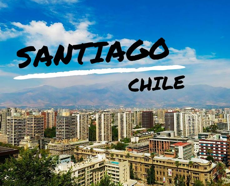 Stopping by Santiago, Chile l Travel Tips l @tbproject