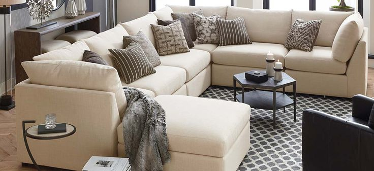 1000 ideas about u shaped sectional on pinterest sectional slipcover u shaped sectional sofa. Black Bedroom Furniture Sets. Home Design Ideas