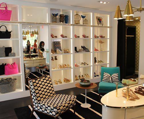 Kate Spade Store LayoutStore DesignWaiting