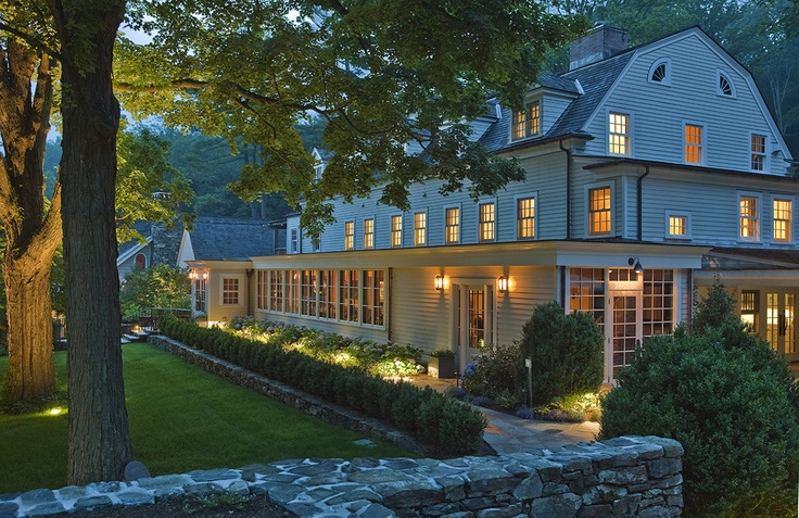 Relais  Chateaux - Bedford Post, a genuine country inn located just an hour outside of Manhattan, is the ideal setting for a tranquil getaway. Bedford Post Inn - USA  #relaischateaux #bedfordpost #bedford