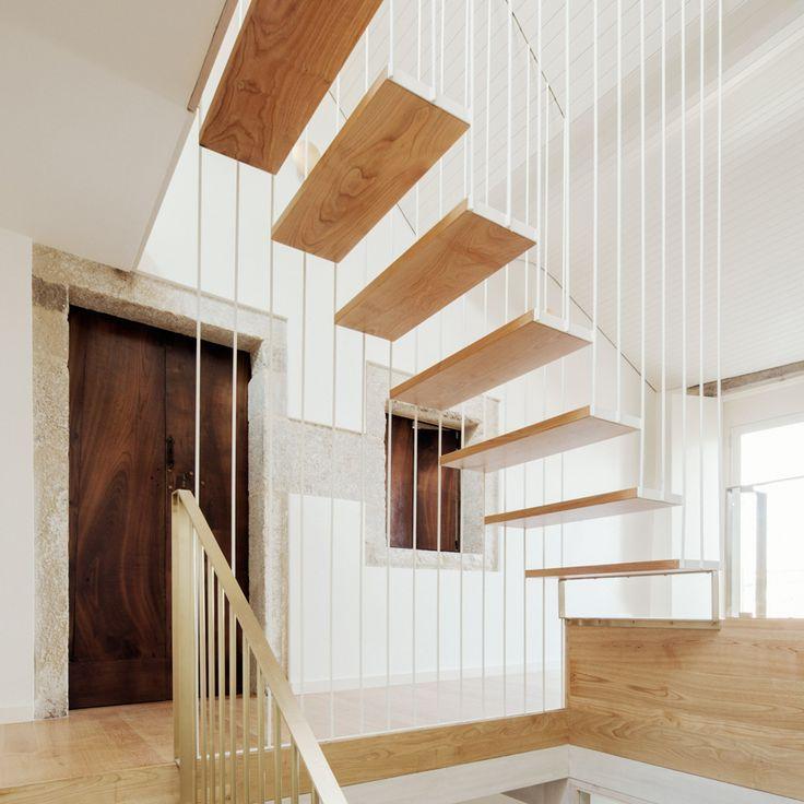 Treppen architektur design  59 besten Raumnutzung Treppe Bilder auf Pinterest | Treppe ...
