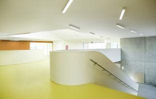 'Room with a view' in Psychiatrisch Ziekenhuis Helsingør
