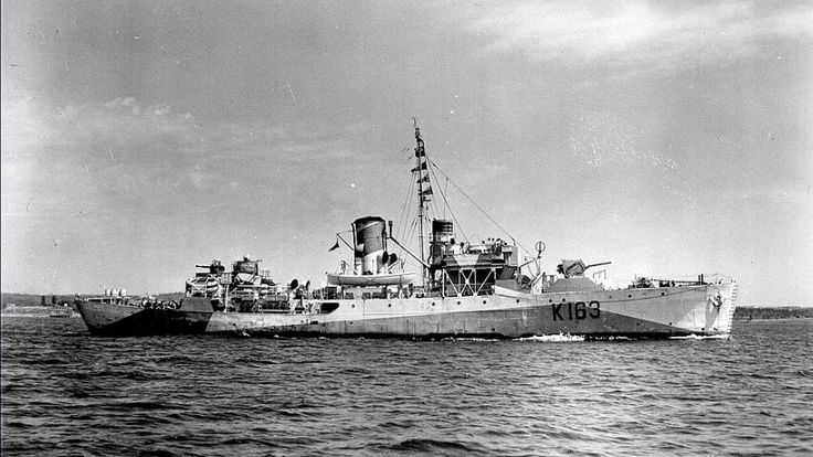 HMCS GALT K163
