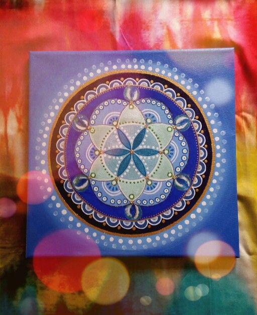 Mandala e fiore della vita