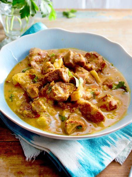 Mhhhmm... Dieses Curry schmeckt der ganzen Familie!