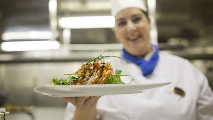 Taste delicious Greek Gastronomy On Board - with Celestyal Cruises