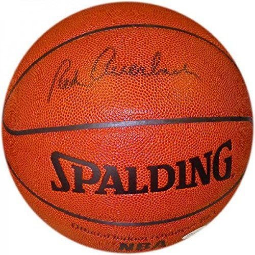 Red Auerbach Signed Ball - Indoor Outdoor JSA) - Autographed Basketballs -- To view further for this item, visit the image link.