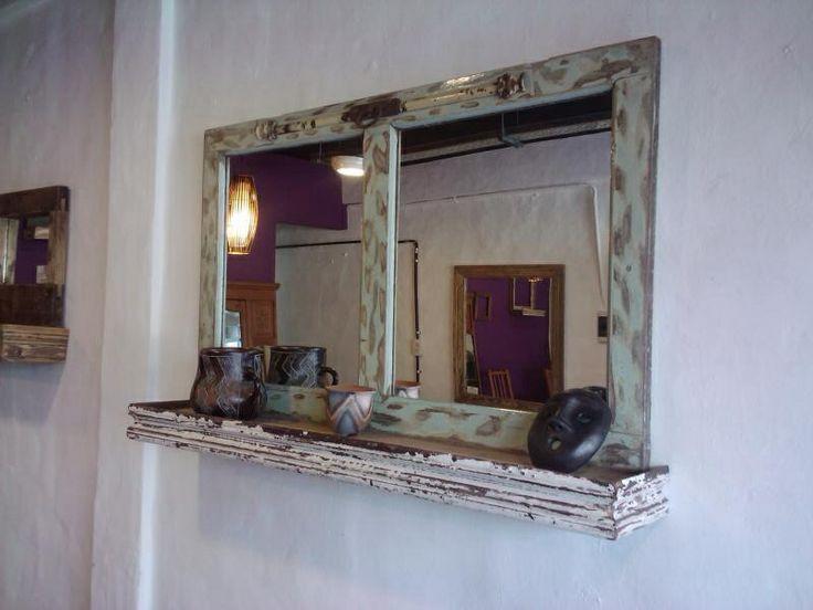 51 best puertas images on pinterest puertas viejas for Como reciclar una puerta de chapa