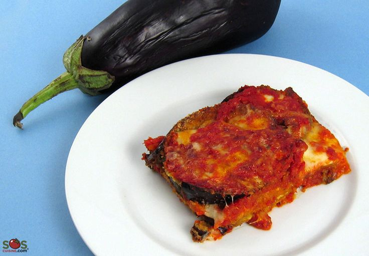 Food Network Kitchens Eggplant Parmigiana