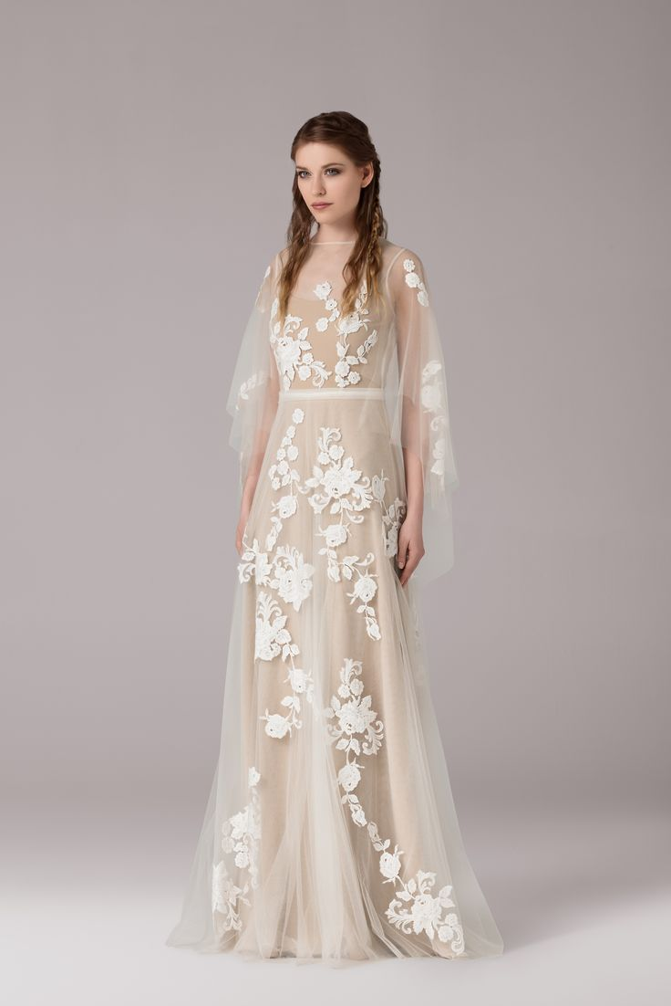 wedding dresses to kill for nude wedding dress YGRITTE NUDE bridal collection Collection