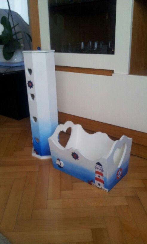 tuvalet kagidi kutusu ve havluluk