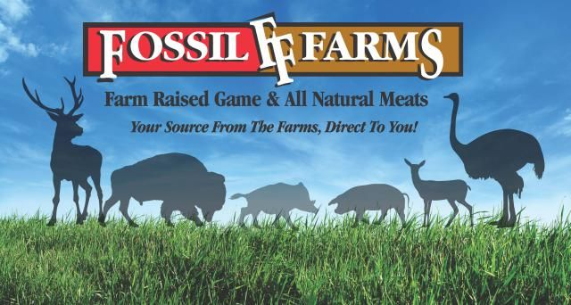 Where to Buy Wild Game Meats Online: Fossil Farms