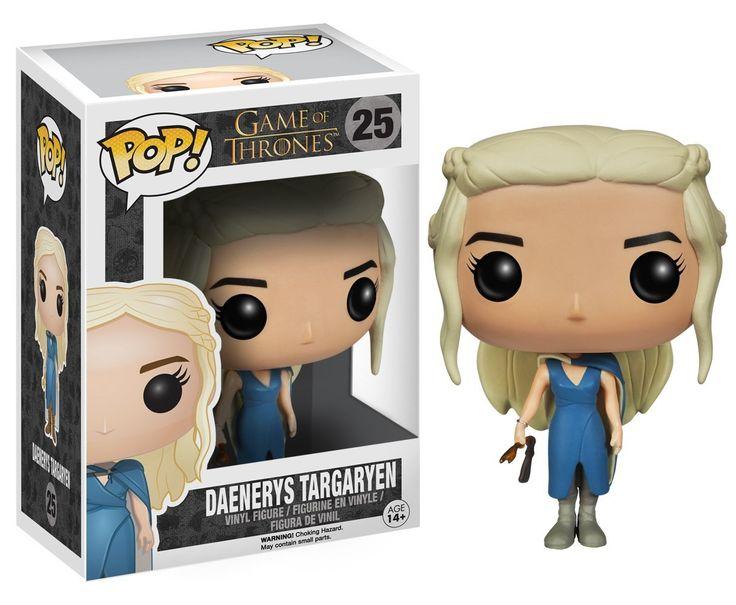 Funko Game of Thrones Daenerys Targaryen Bundle [Amazon Exclusive]