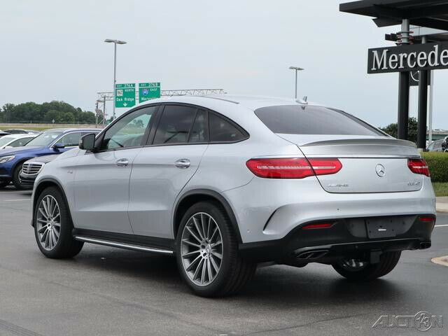 Details About 2019 Mercedes Benz Gle Class Amg Gle 43 4matic Coupe