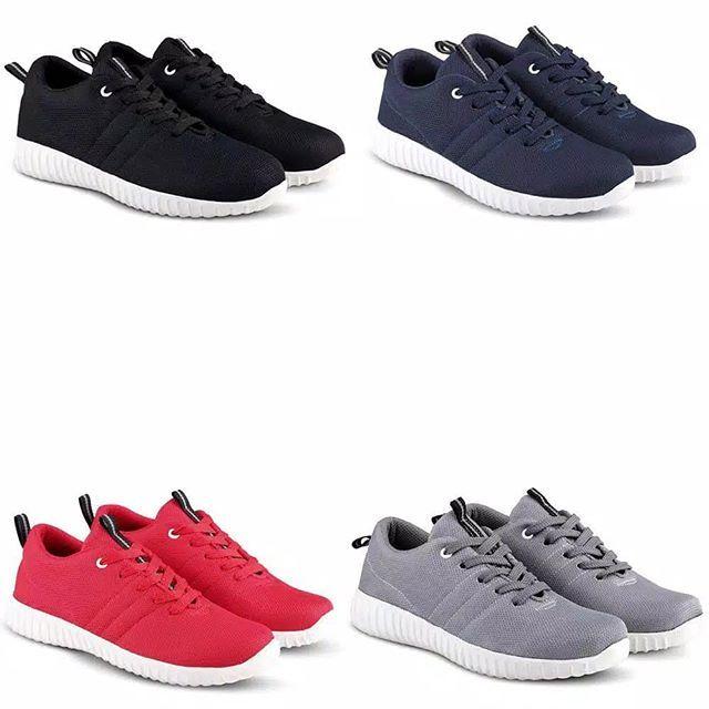 3 Sneakers Kets Dd 57 000 Bhn Kanvas Uk 37 40 Kemiripan Barang