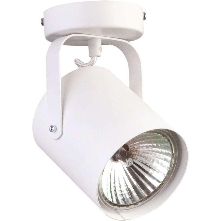 Plafon LAMPA sufitowa FLESZ E27 31065 Sigma regulowana OPRAWA spot metalowy reflektorek czarny