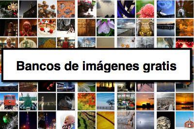 Selección de los mejores bancos de imágenes gratis y libres de derechos de autor de Internet. Descubre las mejores imágenes y fotografías gratis