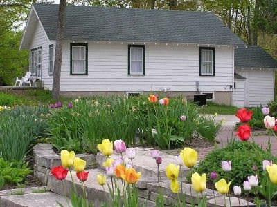 A Village Cottage- Three Bedroom Rental in Egg Harbor.
